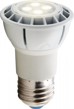 Power LED Leuchtmittel E27 6W 2700K 36°