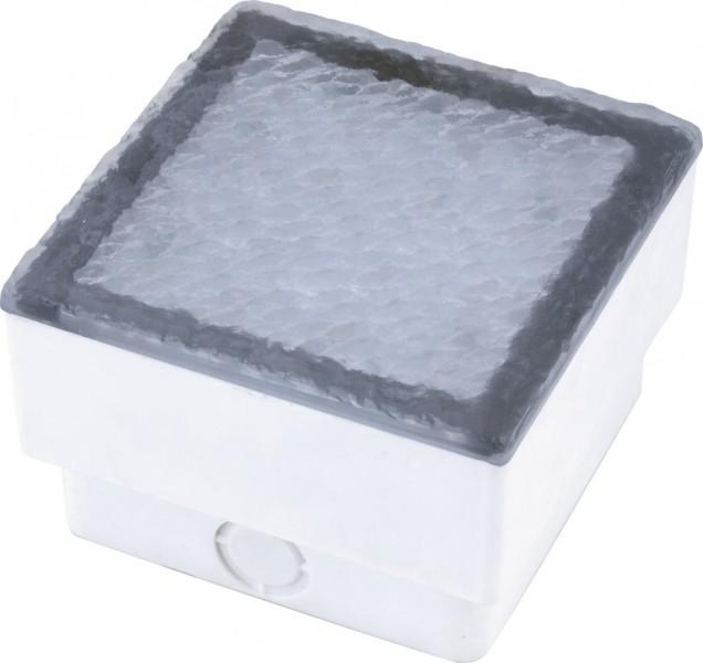 LED Pflasterstein Akiaki IP67, 10x10cm