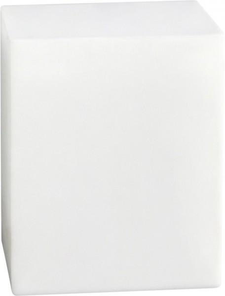 Würfelleuchte BASE OUT 44x20x60 cm, für Innen- und Außenbereich