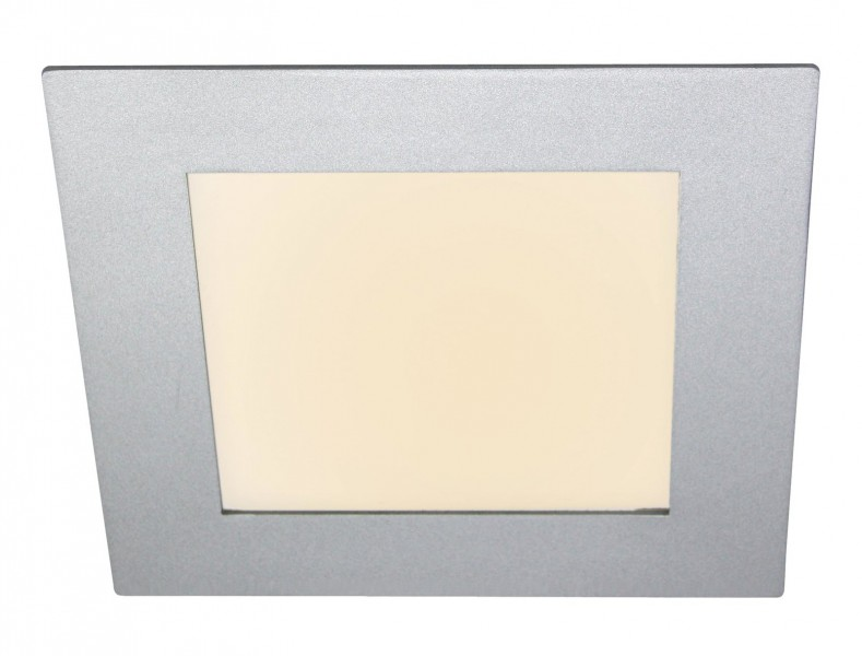 LED Panel Toulouse 184x184mm, warmweiß, 11W, 430 Lm, dimmbar, IP44