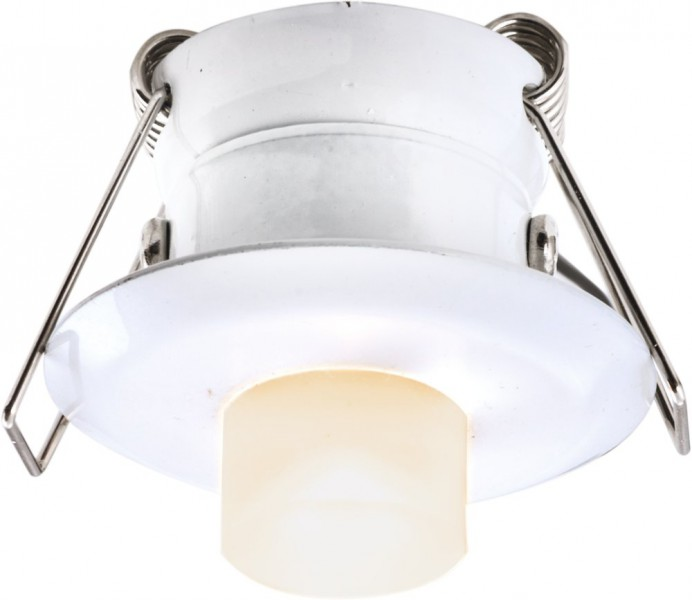 LED Lichtpunkt 9er Set PHILADELPHIA weiß 9x1,6W inkl. Vorschaltgerät
