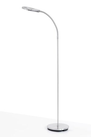 "Lupenleuchte Standlupenleuchte Agda F LED daylight 4,5W 4"" Lupe Flexarm 10687"
