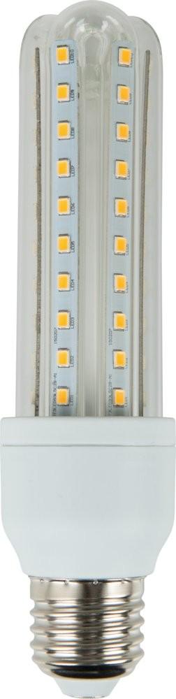 LED Leuchtmittel 3U Form 3000 K 960 Lumen E27 360°