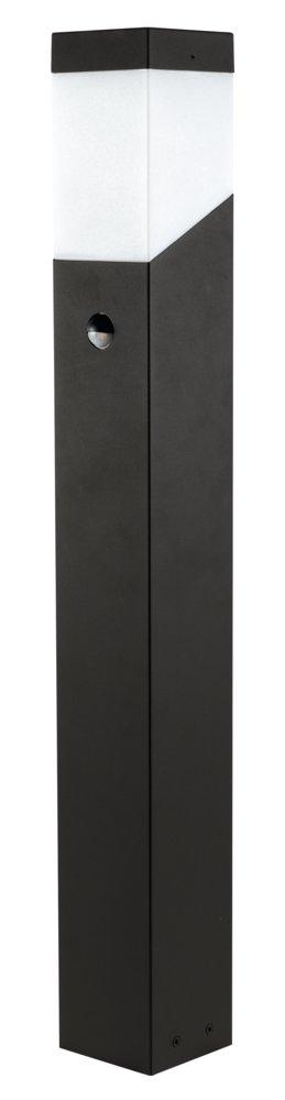 Wegeleuchte Standleuchte mit Bewegungsmelder Madeleine 800mm E27 anthrazit