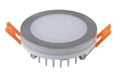 LED Einbaustrahler 6W 450 Lumen 3000K mit Lichtkranz