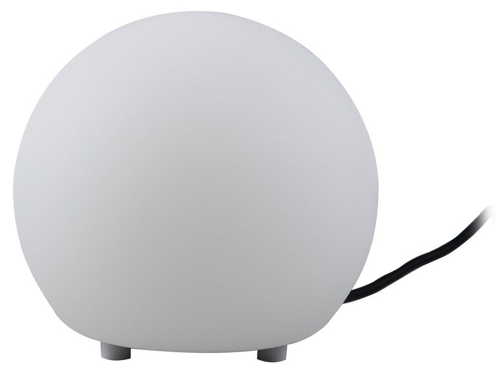 Leuchtkugel Mundan weiß 200 mm für innen und Außen