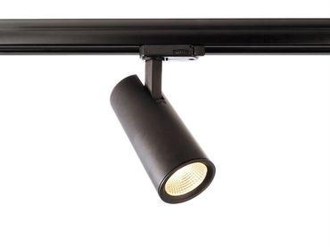 LED 3-Phasen Schienenstrahler Luna 15 15W 3000K 50° schwarz dimmbar