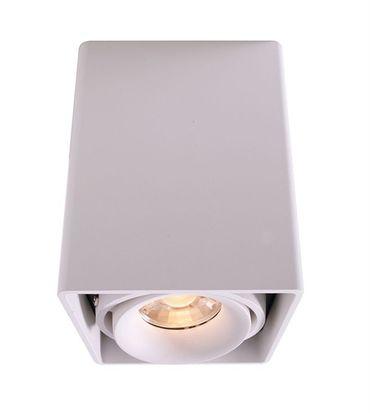 Deckenleuchte Mona I GU10 max. 50W 93x93mm weiß schwenk- und dimmbar