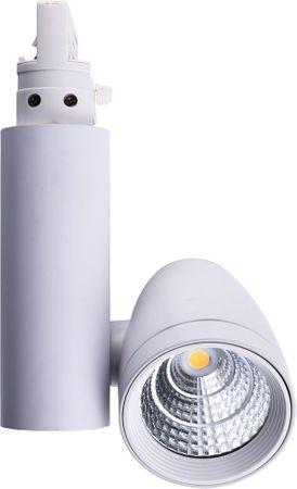 LED Schienenstrahler RAIO 12W 30° 3000K Ra 90 für 3 Phasenschiene