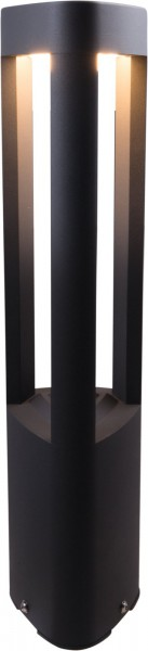 LED Wegeleuchte MARYLAND 50cm schwarz