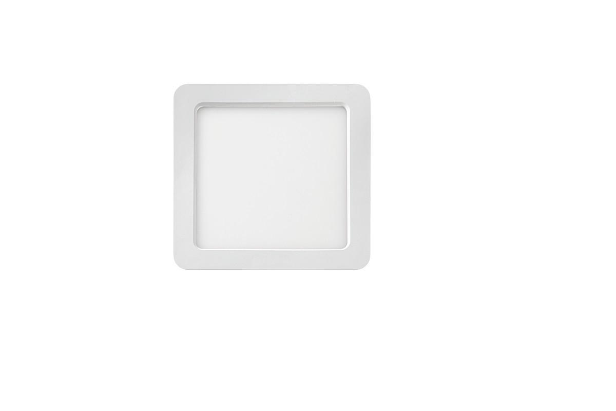 Led Panel Selesto 164x164 mm 12W weiß einstellbar, Einbaudurchmesser verstellbar