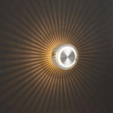 Effektleuchte Wandleuchte Sunbeam large Kiom 10047
