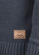 SOLID Poul Strickjacke