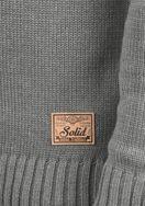 SOLID Petro Strickpullover