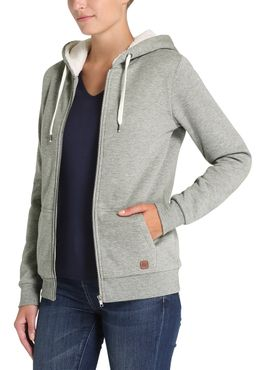 DESIRES Derby Pile Sweatjacke – Bild 24