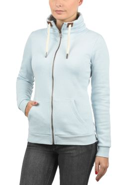 DESIRES Vicky Zipper Sweatjacke – Bild 3
