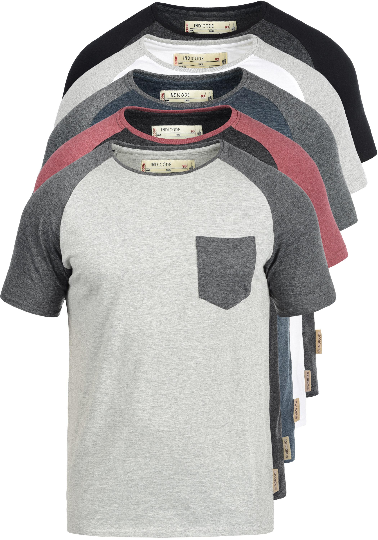 INDICODE Gresham T-Shirt