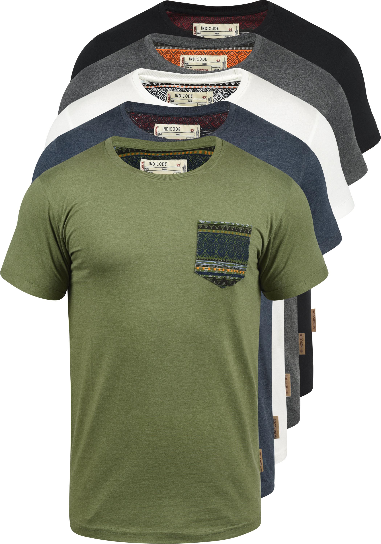 INDICODE Paxton T-Shirt