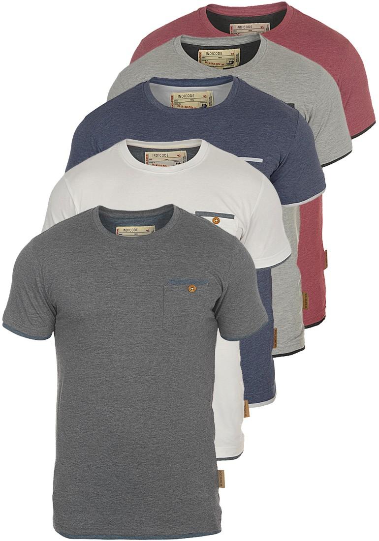 INDICODE Derwin T-Shirt