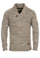 SOLID Miles Shawl Pullover