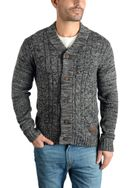 SOLID Philotus Strickjacke