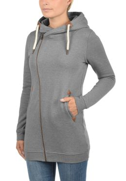 DESIRES Vicky Zip Hood Long Sweatjacke – Bild 19