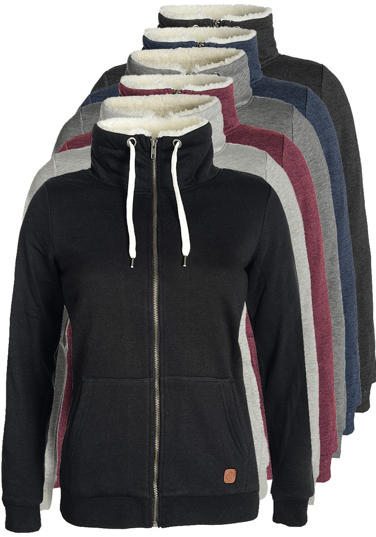 desires sweatjacke derby pile