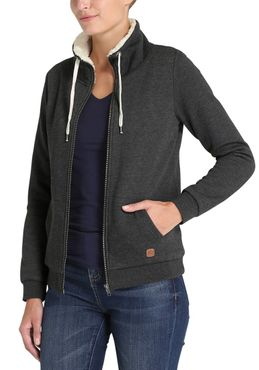 DESIRES Derby Pile Zip Sweatjacke – Bild 11