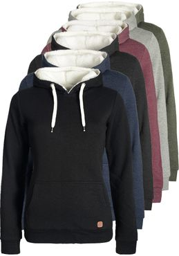 DESIRES Derby Pile Hood Kapuzenpullover – Bild 1