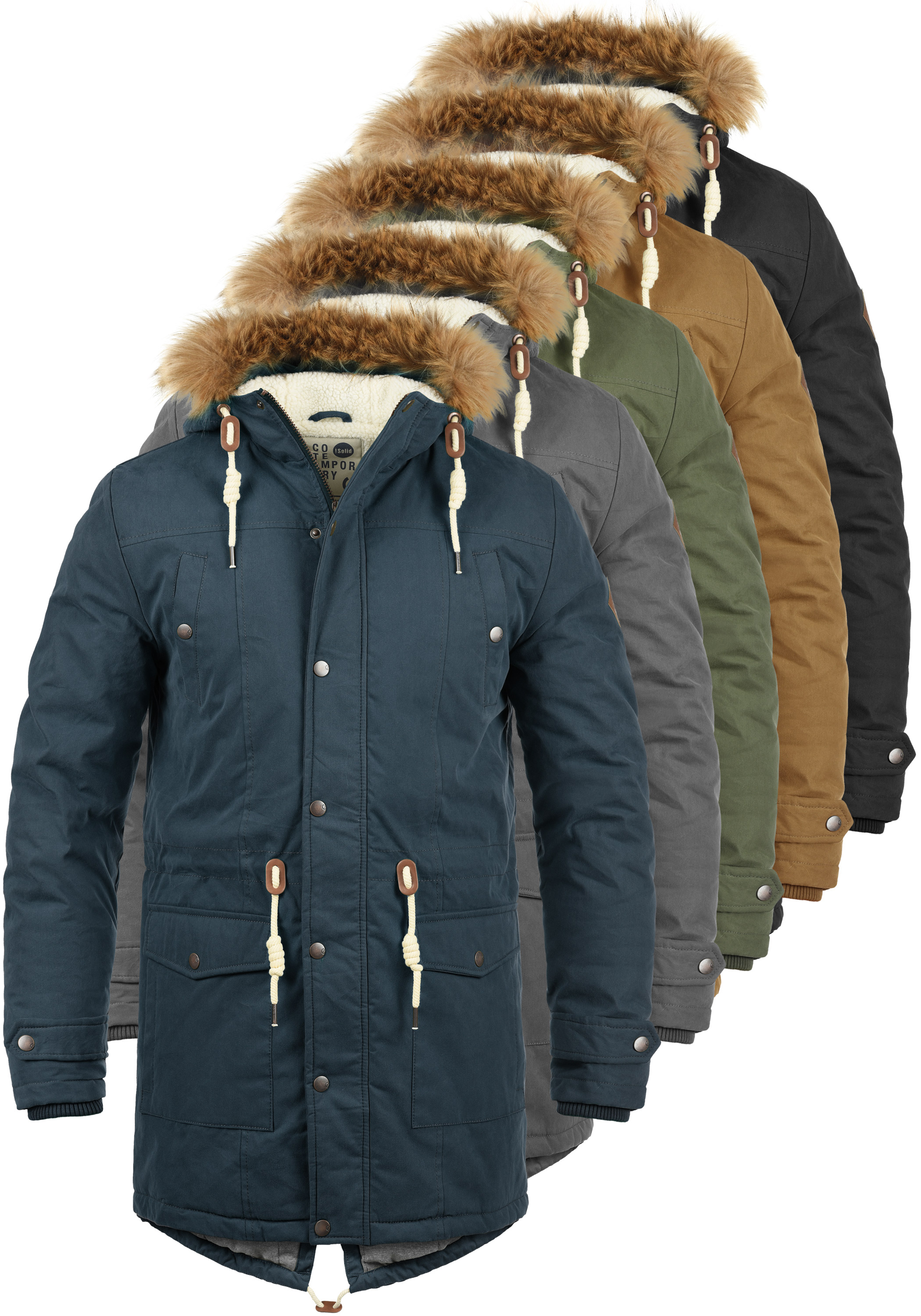 SOLID Dry Parka