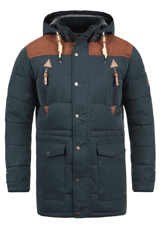 Winterjacke Jacken Dry Long Winterjacken Solid Parkasamp; Herren gv76Ybyf