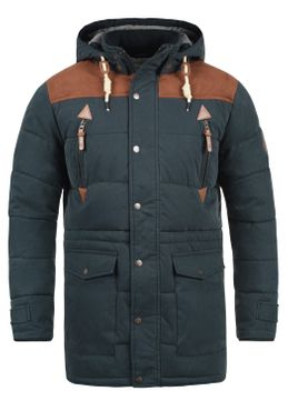 SOLID Dry Long Winterjacke – Bild 2