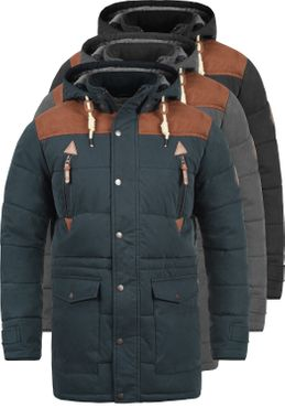 SOLID Dry Long Winterjacke – Bild 1