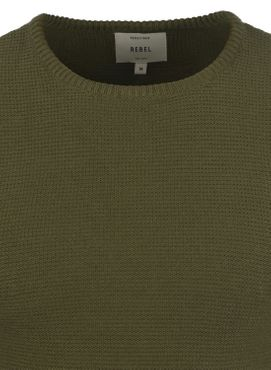 REDEFINED REBEL Mace O-Neck Strickpullover – Bild 17