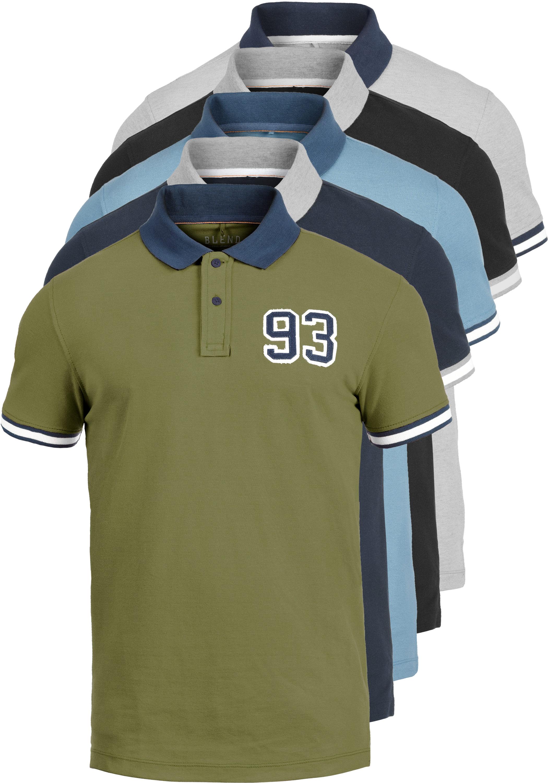 BLEND Gregor 20703727ME Poloshirt