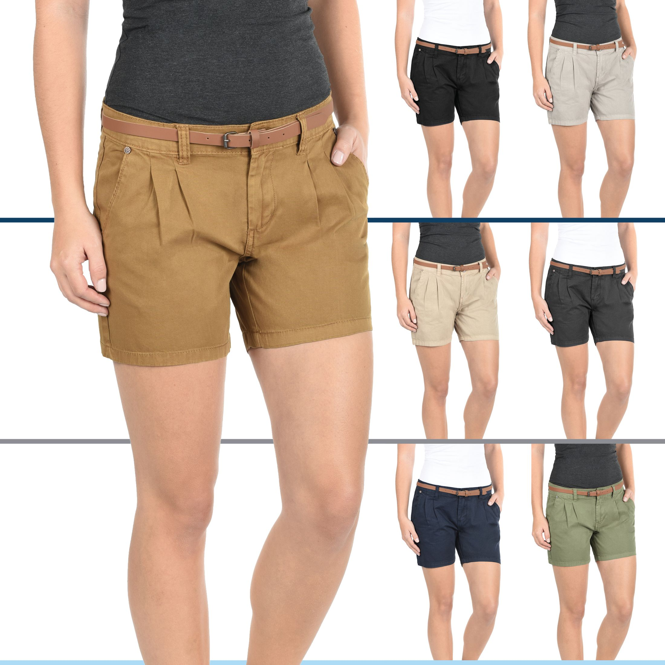DESIRES Jacy Chino Shorts