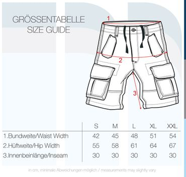 SOLID Pombal Cargo-Shorts – Bild 19