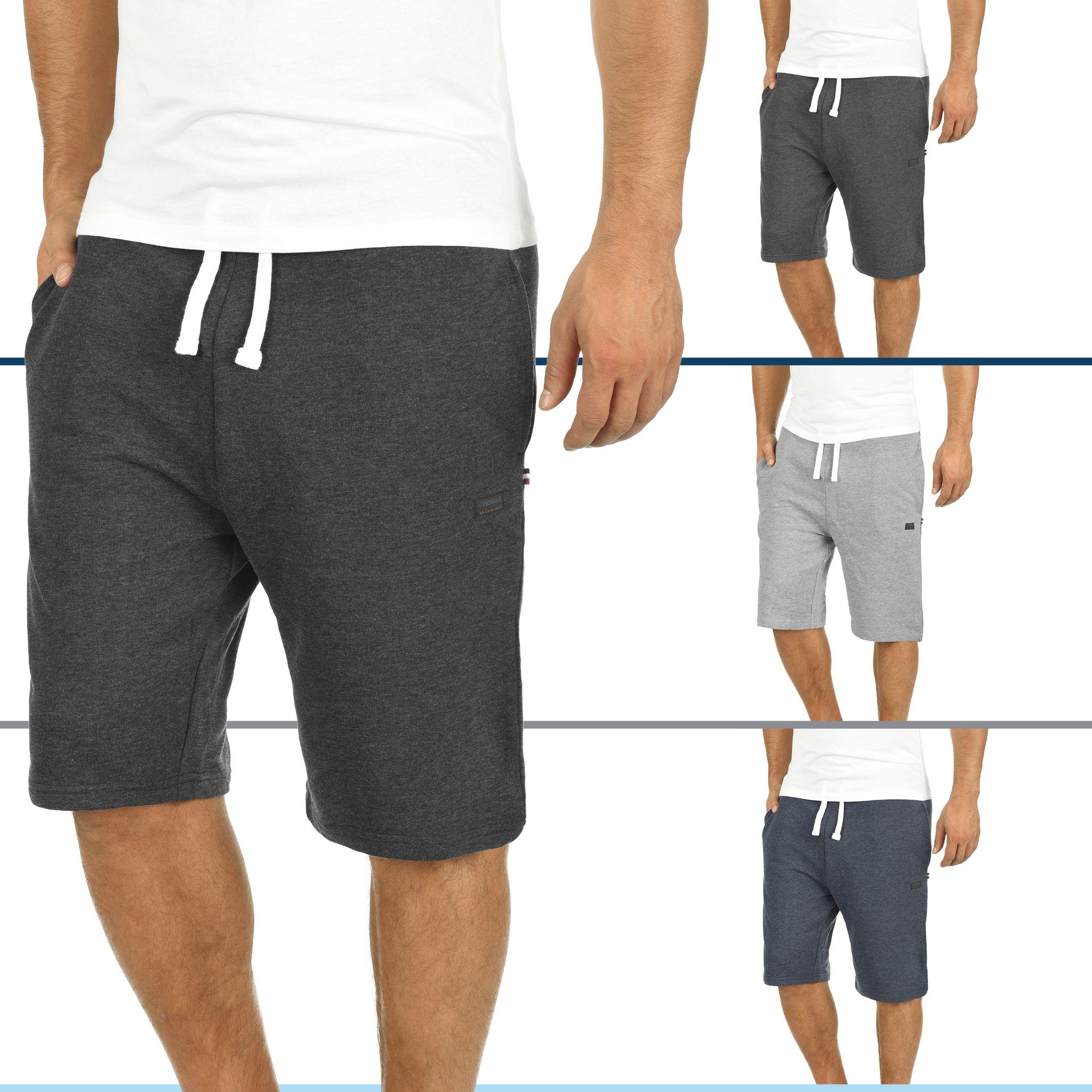 PRODUKT Jeromé Basic Sweat Shorts Fitnessshorts kurze Hose