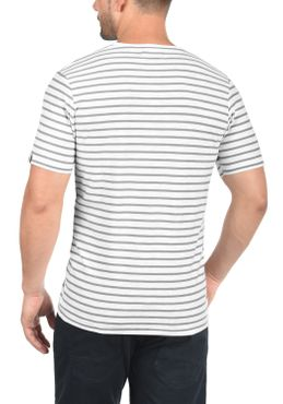 PRODUKT Luis Herren T-Shirt Streifen Shirt Rundhals  – Bild 12