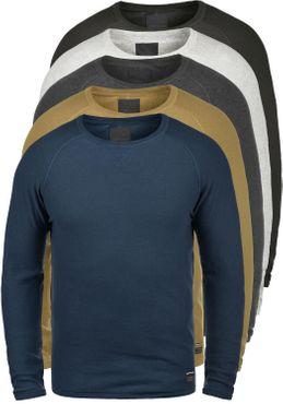 PRODUKT Helder Feinstrick Pullover Sweatshirt Longsleeve – Bild 1