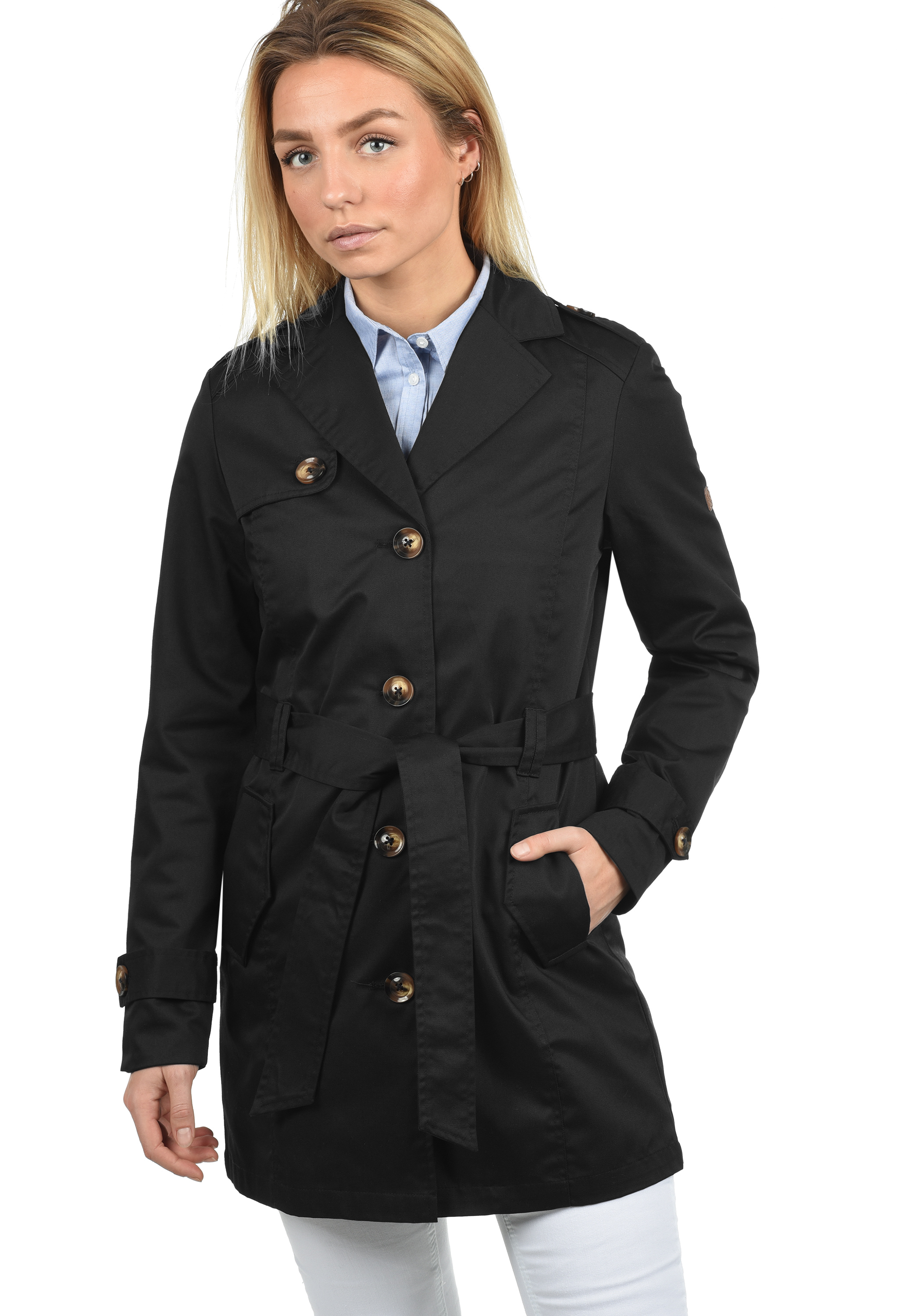 DESIRES Tessa Trenchcoat