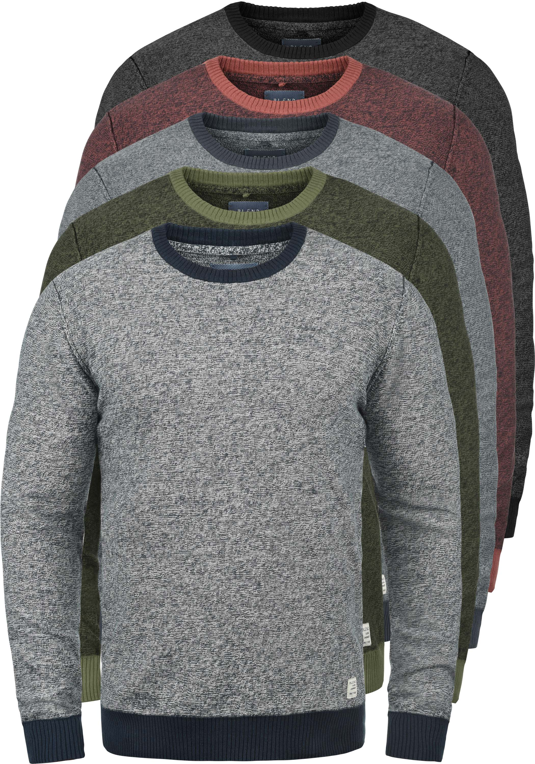 BLEND Nathan Pullover