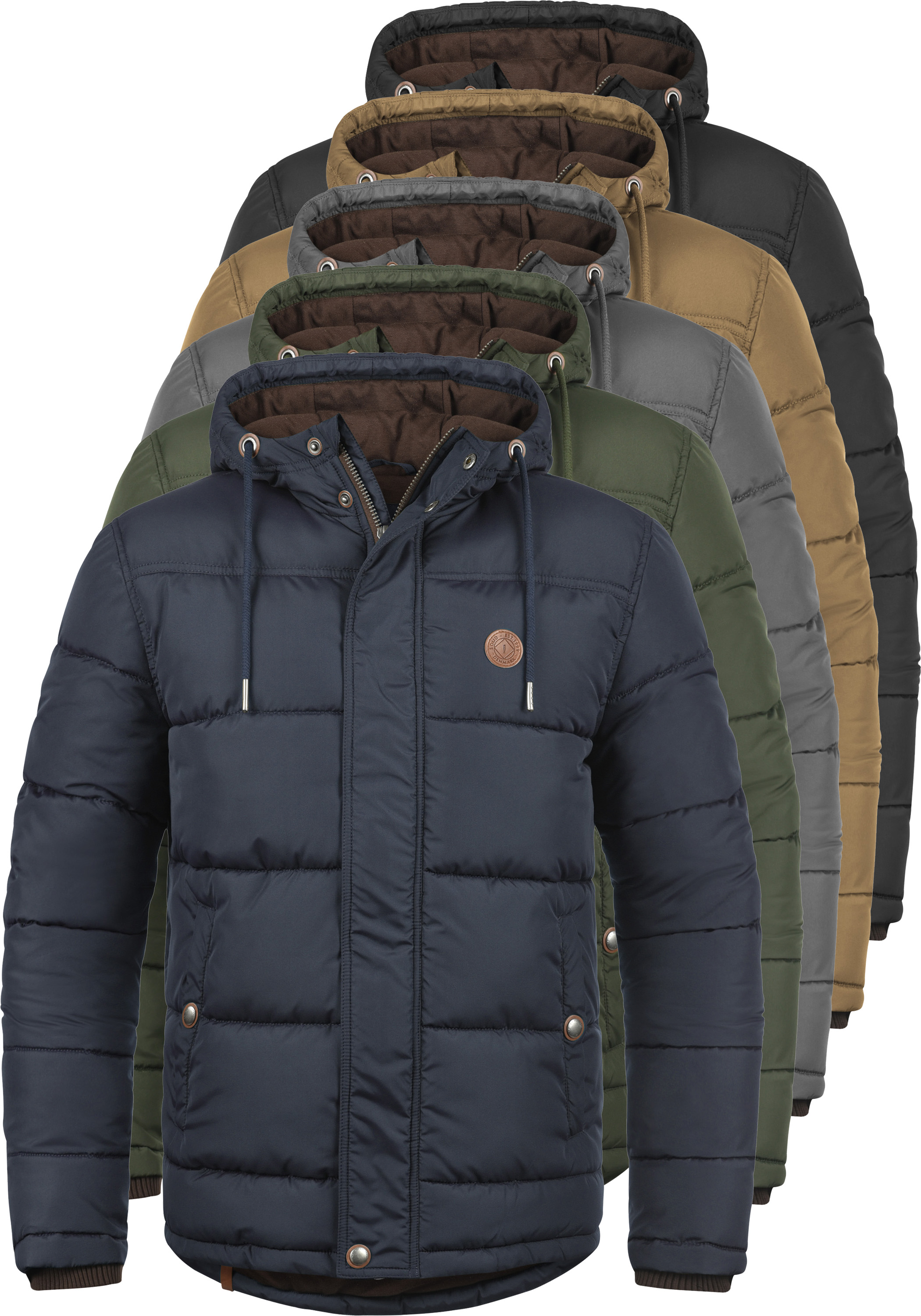 SOLID Denilson Winterjacke Steppjacke