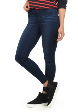 JACQUELINE de YONG by ONLY Feli Super Stretch Skinny-Jeans – Bild 7