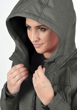 DESIRES Soley Softshell Jacke – Bild 7