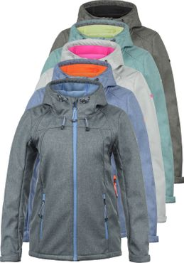 DESIRES Soley Softshell Jacke – Bild 1