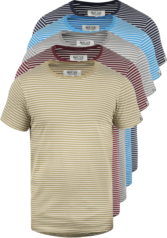 INDICODE Agaro T-Shirt