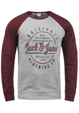 JACK & JONES Originals Marc Sweatshirt – Bild 2