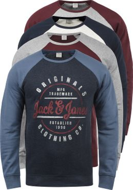 JACK & JONES Originals Marc Sweatshirt – Bild 1