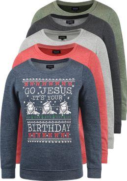 DESIRES Christi Weihnachtspullover – Bild 1